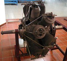 Oberursel engines