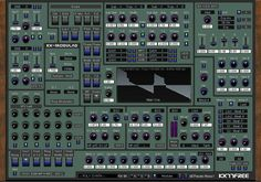 Kx-Modulad Analog modular synthesizer with stereo SF2 player and an additive synthesis WaveTracer to build high quality waveforms. 128 KX presets (70's and 80's). http://www.vstplanet.com/Instruments/VST_Synthesizers24.htm