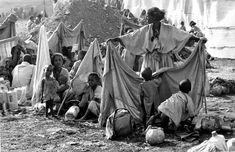 Drought and war resulted in a massive influx of Ethiopians into Sudan during the and tens of thousands of people died before a relief effort became effective. Refugee Crisis, Afghanistan, My Images, Archive, Africa, World, Artwork, 1980s, Effort