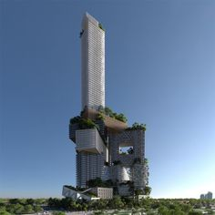 MVRDV proposes 400 meter tall 'vertical city' in Jakarta APSOLUTNO MUST SEE OPEN IT!!!!!