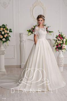 Свадебное платье Dianelli 0334