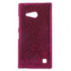 Lumia 735 hot pink kimallekuoret.