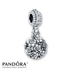 Pandora Dangle Charm Sweet Mother Sterling Silver