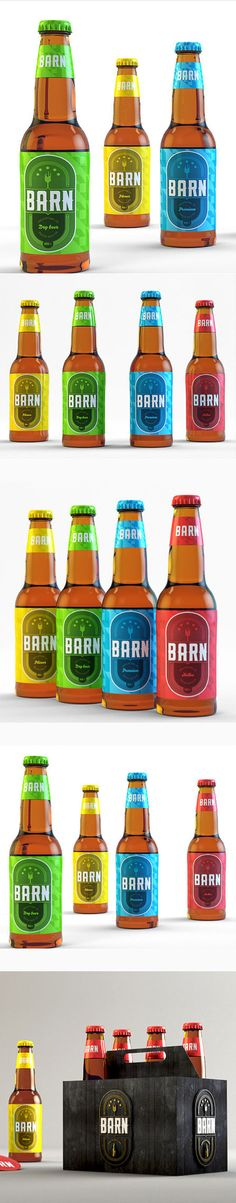 Beer Barn by Barto Design Studio