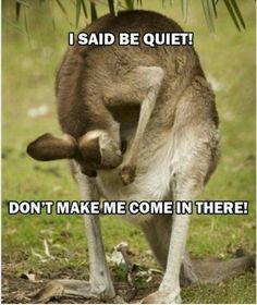 Funny Mamma....
