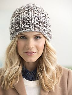 Cobble Hill Hat - free pattern