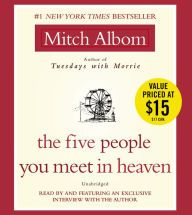 The Five People You Meet in Heaven - Santa Clara County Library Earth Meaning, Meaning Of Life, Tuesdays With Morrie, Mere Christianity, Mitch Albom, Best Audiobooks, Life After Death, The Five, County Library
