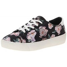 Sneakers, ALDO, Aldo Women's Cavanna Fashion Sneaker, Floral Print, 36 EU/6 B US
