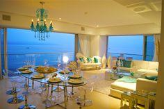Puerto Vallarta Condo Rental: Luxury Icon Beachfront 4 Br + Maid Quarters Condo. 18th Floor Wraparound Views   HomeAway