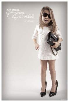 Fashion kids photography
