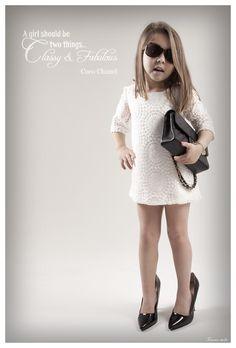 Fashion kids photography