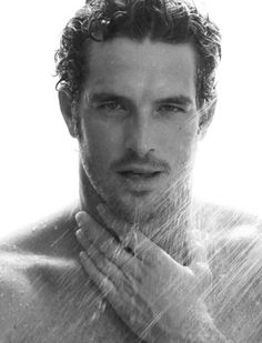 Justice Joslin, American, former football player, turned model & actor, b. Justice Joslin, Canadian Football League, Fifty Shades Movie, A Court Of Mist And Fury, Look At The Stars, Christian Grey, Good Looking Men, Male Beauty, Model Agency