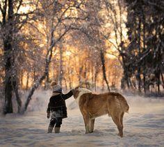 one more sunrise together.. by Elena Shumilova