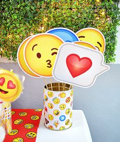 Photobooth de Emojis