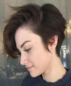 A Pixie Haircut is the short haircut for women & girls. This haircuts is the most delightful and top trendy haircuts in 2018. If you daily do the small changes in your hair then you are seeing everyday different in your life styles. You can make this haircut in 5 minutes. This is so easy and classic Haircuts for you.
