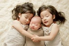 #Adorable#baby#sisters