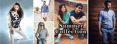 For a Stylish You & Stylish ‪#‎Summer‬ ‪#‎Wardrobe‬ Checkout the Latest Summer Collection for Men & Women. >> http://hytrend.com/
