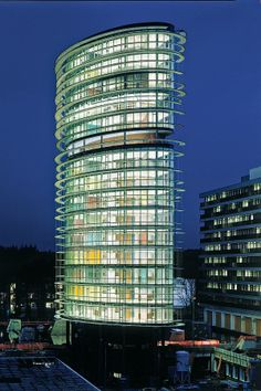 Centrale Belastingdienst in Apeldoorn door DP6 architectuurstudio - alle projecten - projecten - de Architect