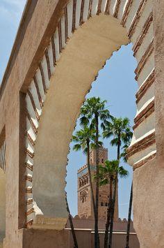 Marrakesh - Koutubia