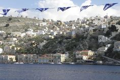Symi Harbour HHall Why you should visit Greece in 2013
