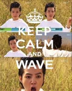 You Are Beautiful - korean drama. This scene was hilarious!