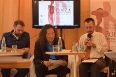 Ko Un și Yang Lian - Festivalul Internațional de Poezie din București