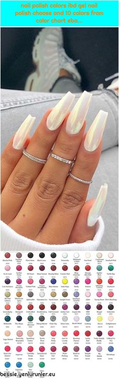 nail polish colors ibd gel nail polish choose and 10 colors from color chart eba… - suacrap. Gel Polish Colors, Gel Nail Polish, Gel Nails, Ibd Gel, Lilo Und Stitch, Resin Patio Furniture, Celebrity Beauty, Time To Celebrate, Latest Hairstyles