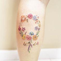 Tattoo delicadinha da Denise  muito obrigada! // delicated peace on Denise. Snapchat: luiza.blackbird