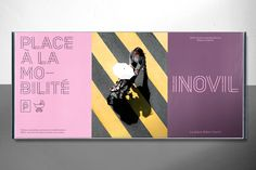 Identity Design, Visual Identity, Brand Identity, Branding, Subway Map, Helvetica Neue, New Names, Advertising Campaign