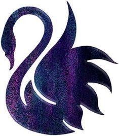 Birds – Illustrations – Art & Islamic Graphics - Tattoo Thinks Stencil Patterns, Stencil Art, Stencil Designs, Stencils, Vogel Illustration, Bird Silhouette Art, Motifs Art Nouveau, Swan Tattoo, Fabric Painting