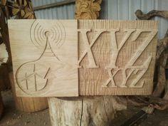 presenteren - Natuurlijk spelen en monumentale beelden van hout