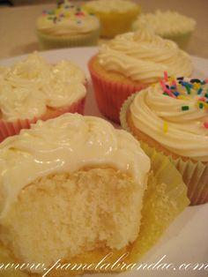 cupcake chocolate branco 2