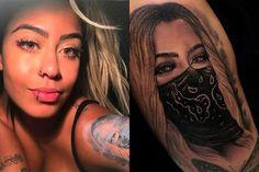 Tatuagem é algo muito pessoal, questão de gosto e as escolhas de cada um devem ser muito bem pensadas e agradar apenas a quem fará a tatuagem. Porém, as escolhas dessas celebridades geraram polêmica por serem, digamos, de gosto duvidoso…