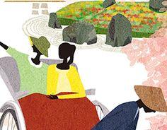 "Check out new work on my @Behance portfolio: ""kamakura osanpo map-2013"" http://on.be.net/1UpAcsr"