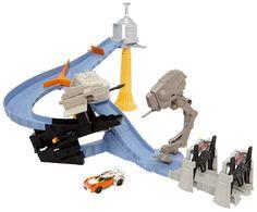 Hot Wheels Star Wars TIE Factory Takedown Track Set ONLY $14.99!! (Reg.$24.99) - http://supersavingsman.com/hot-wheels-star-wars-tie-factory-takedown-track-set-14-99-reg-24-99/