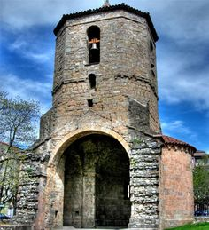 Sant Joan de les Abadesses.  Catalonia