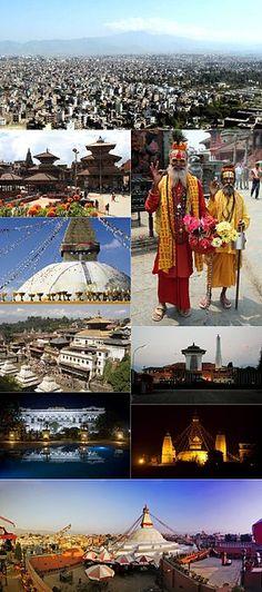 Kathmandu and Himalaya