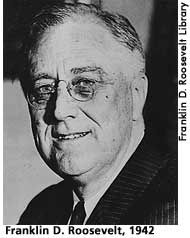 Franklin Roosevelt (1882-1945) 32nd president (1933-1945).  It is nearly impossible to measure the impact FDR had on the future of presidency, the United States, and international policy.  Agree or disagree with his policies, FDR was an interesting man.