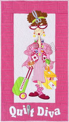 Amy Bradley Designs Quilt Diva pattern