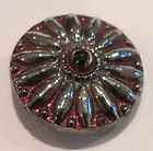 "Antique Silver Luster Button 5/8"" - 5/8, ANTIQUE, Button, Luster, SILVER"