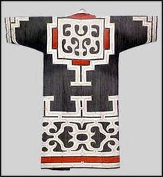 ainu traditional clothing - Google Search