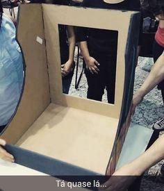 Uma amostra do que tá rolando no meu snapchat ao vivo Oficina de arcadeeee #arcadegames #arcade #arduino #RaspberryPi by vic_walker