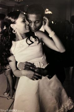 Tia Mowry and husband Cory Hardrict. He's got that million dollar, million dollar oooh ooh ooh Black Couples, Hot Couples, Couples In Love, Celebrity Couples, Celebrity Weddings, Power Couples, My Black Is Beautiful, Beautiful Couple, Black Love