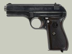 Pistole vz. 27  7,65x17 mm Pistole vz. 27 je předělaný  vz.24 podle policejních požadavků.