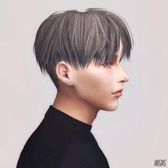 Mmsims is creating the sims 4 cc patreon. Sims 4 Mods Clothes, Sims 4 Clothing, Sims Mods, Sims 4 Cc Skin, Sims Cc, Sims 4 Hair Male, Jimin Hair, Sims 4 Anime, The Sims 4 Cabelos