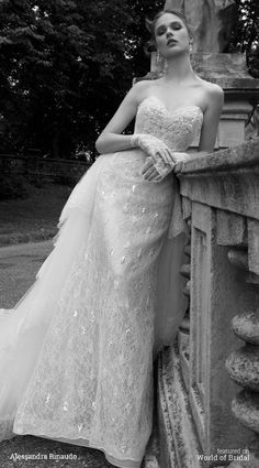 Alessandra Rinaudo 2016 Wedding Dress