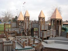 Playground of Dreams in Kennewick, WA