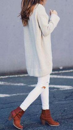 I love winter white..<3