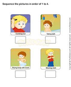 Personal Hygiene Worksheet 5 - science Worksheets - grade-2 Worksheets