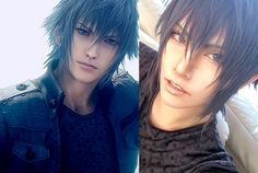 Cosplayer Rui is a spitting image of Final Fantasy XVs Noctis Final Fantasy XV players have been busy with hunting creatures fishing camping and cooking some delicious treats. There are a few fans that have been taking it a step further by cosplaying as the main character Noctis. One has done a really amazing job of capturing the look and details of the character. Cosplayer Rui has been cosplaying as Noctis for a few months now and has posted many photos on her social media. Check out the...